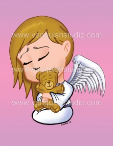Angel-Teddy-Bear